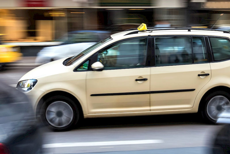Academics working as taxi drivers is a common cliché, but it is only a rare occurrence.