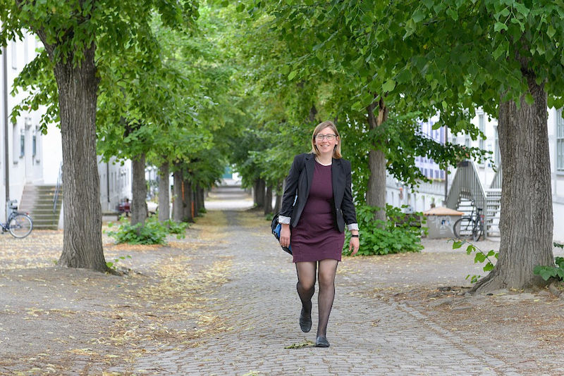 Ulrike Witten did a post-doctoral degree in the Faculty of Theology.